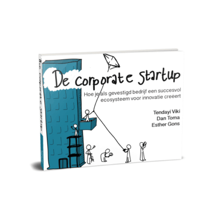 Lees over corporate innovation in de corporate startup